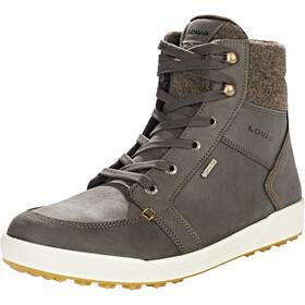 Lowa Molveno GTX Mid Boots Men, darkbrown/bronze